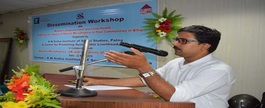 Dissemination Workshop on ''Women Empowerment and Chield Health'' (22.05.2018)