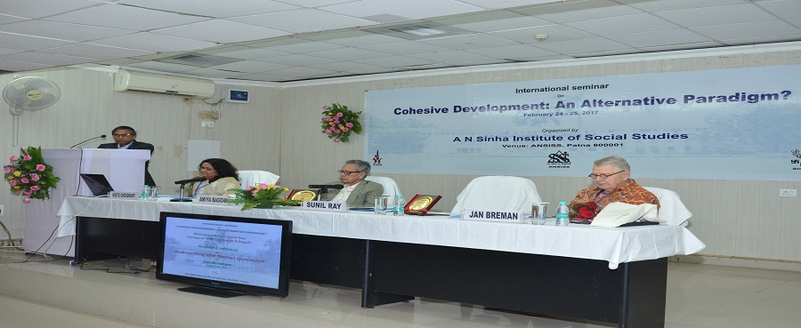 International Seminar on Cohesive Development (24-25 February, 2017)